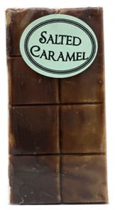 Old Fashioned Salted Caramel Fudge 8 Piece Aprox 180g