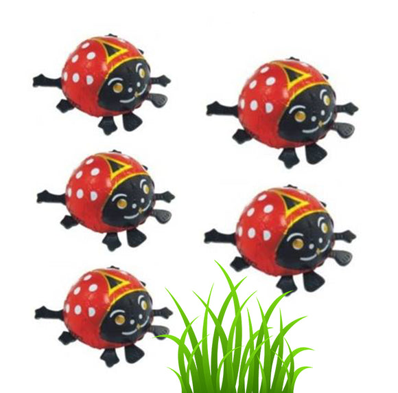 Storz Milk Chocolate Lady Bugs - 5 Pieces