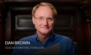 Dan Brown Teaches Writing Thrillers - Masterclass