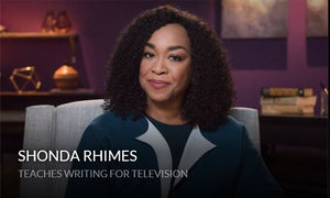 Shonda Rhimes Teaches Writing for Television - Masterclass