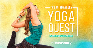 Cecilia Sardeo - Yoga Quest - Mindvalley