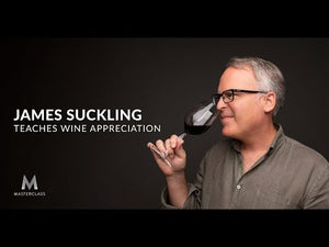 James Suckling Teaches Wine Appreciation - Masterclass