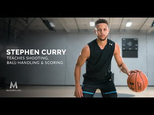 Stephen Curry Teaches Basketball - Masterclass