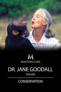 Jane Goodall Teaches Conservation