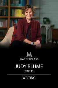 Judy Blume Teaches Writing