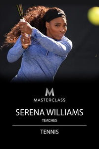 Serena Williams Teaches Tennis