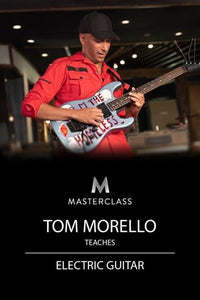 Tom Morello Teaches Electric Guitar
