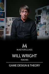 Will Wright Teaches Game Design and Theory