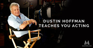 Dustin Hoffman Teaches Acting - Masterclass