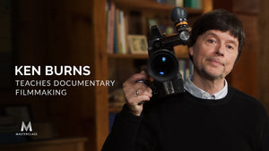 Ken Burns Teaches Documentary Filmmaking - Masterclass