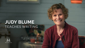 Judy Blume Teaches Writing - Masterclass