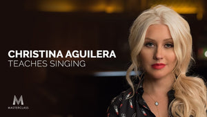 Christina Aguilera Teaches Singing - Masterclass