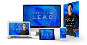 Step Up and Lead - T Harv Eker