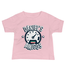 Load image into Gallery viewer, Daniel's Amigos Baby Tee