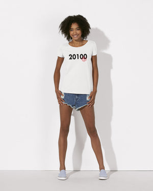 T-SHIRT WOMEN 20100 MILANO (WHITE)