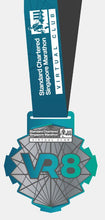 Load image into Gallery viewer, SCSM VR 8 Finisher Medal
