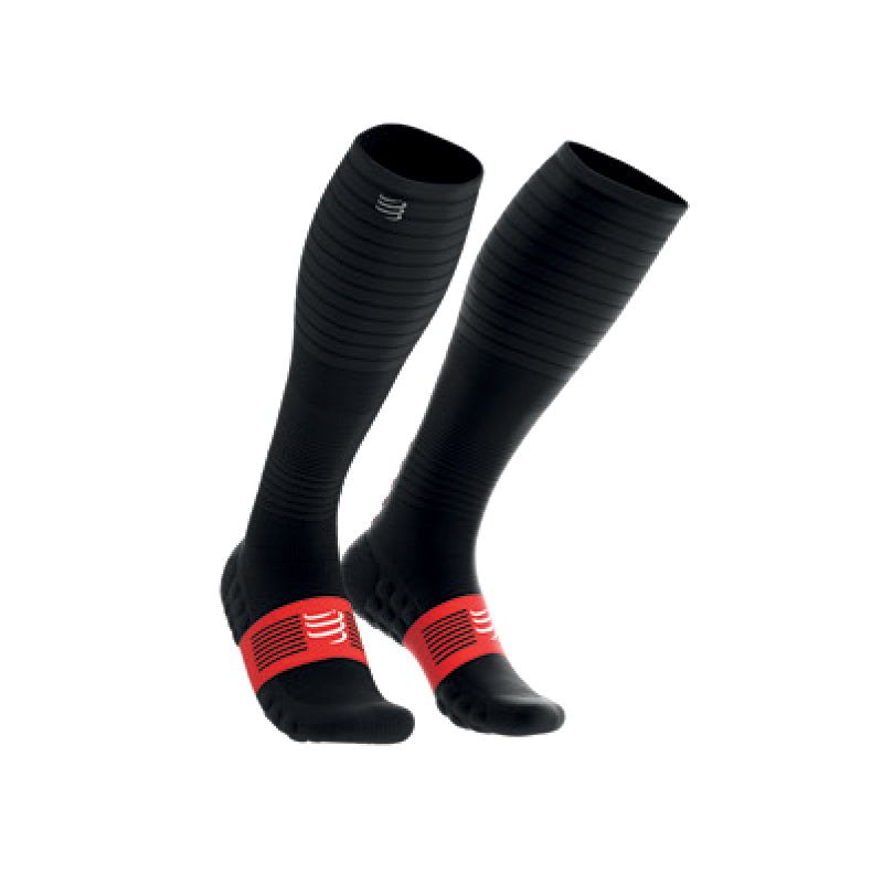 Compressport Full Sock Recovery - Black