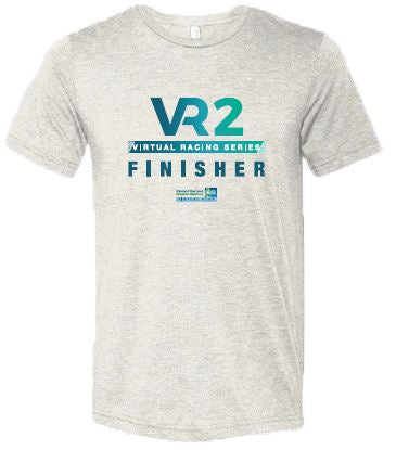 SCSM VR Men's VR2 Graphic Tee - Oatmeal