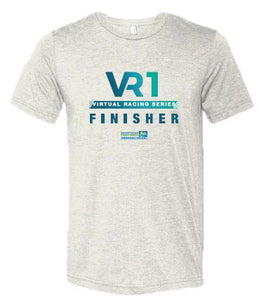 SCSM VR Men's VR1 Graphic Tee - Oatmeal