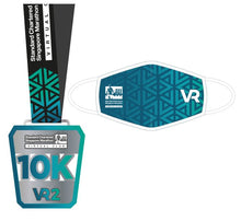 Load image into Gallery viewer, SCSM VR2 - 10km Finisher Medal