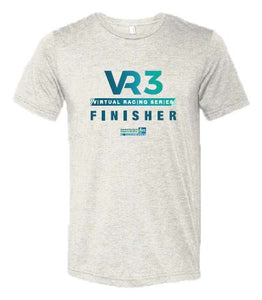 SCSM VR3 Men's Graphic Tee - Oatmeal