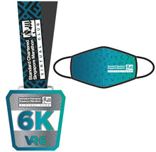 Load image into Gallery viewer, SCSM VR6 - 6km Finisher Bundle