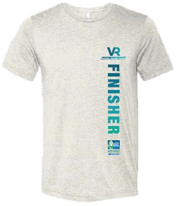SCSM VR Men's Finisher Tee - Oatmeal