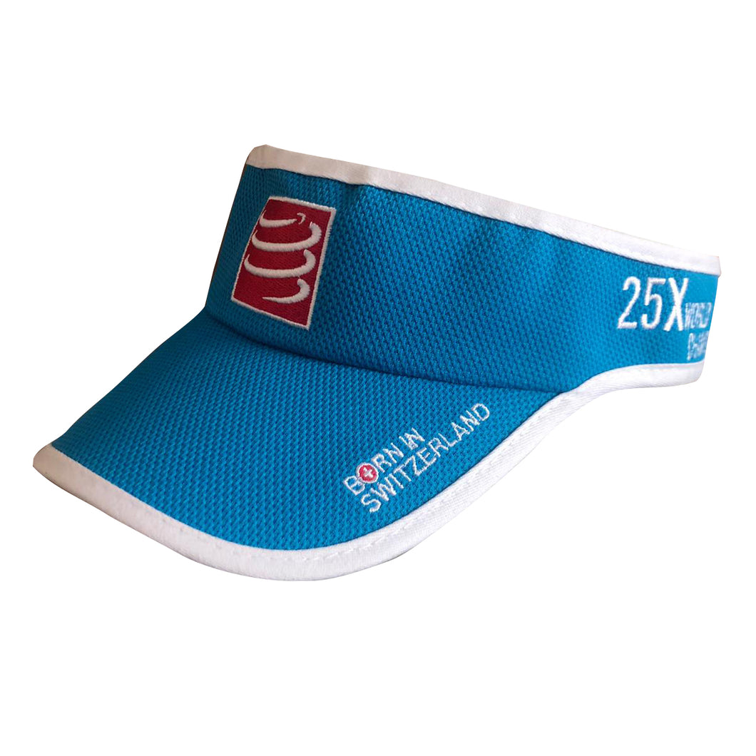 Compressport Visor - Blue