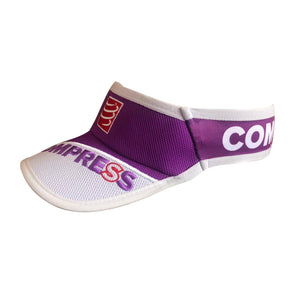 Compressport UltraLight Visor - Fluro Purple