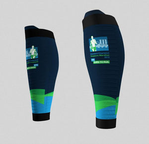 2019 Singapore Calf Sleeve Blue