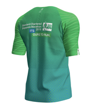 Load image into Gallery viewer, 2019 Singapore Marathon Men's Gradient Tee