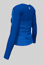 Load image into Gallery viewer, 2019 Singapore Marathon - 42.2km Women's Long Sleeve Name Tee