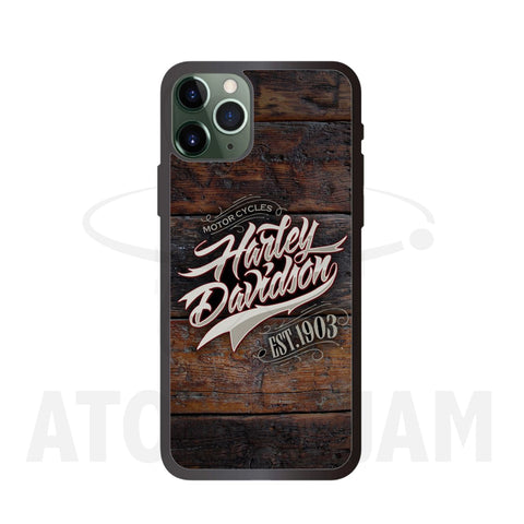 Case Iphone Diseño Harley Davidson - Atomic Jam