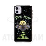 Case Iphone Diseño Rick y Morty - Atomic Jam