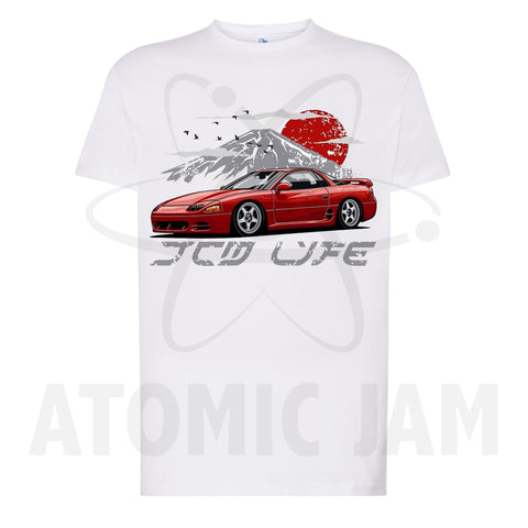 Playera Diseño 3000 GT Japanese Cars