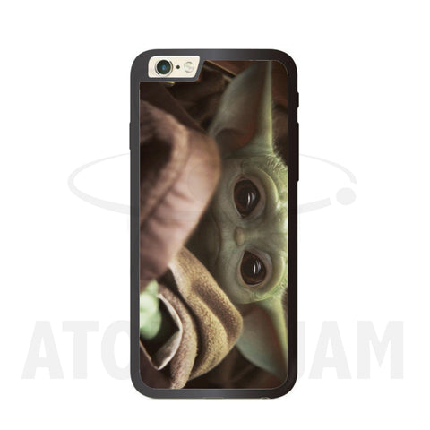 Case Iphone Diseño Baby Joda The Mandalorian - Atomic Jam