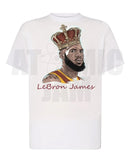 Playera Diseño Lebron James - Atomic Jam