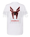 Playera Diseño Spiderman Mlies Morales Negro - Atomic Jam