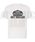 Playera Diseño Hot Rod Car - Atomic Jam