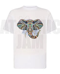 Playera Diseño Elephant Colors Tribal - Atomic Jam