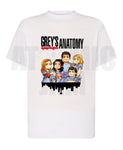 Playera Diseño Greys Anatomy - Atomic Jam