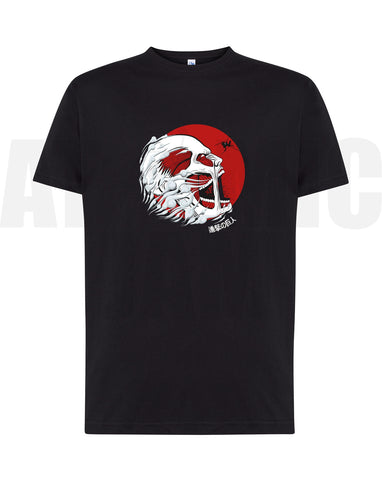 Playera Diseño Attack on Titan - Atomic Jam
