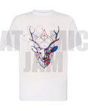 Playera Diseño Venado Tribal Vectores Colors - Atomic Jam