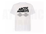 Playera Diseño Artic Monkeys Logo AM - Atomic Jam