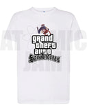 Playera Diseño Grand Theft Auto San Andreas - Atomic Jam