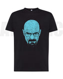 Playera Diseño Breaking Bad Heisenberg - Atomic Jam