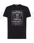 Playera Diseño Jack Daniels Whiskey - Atomic Jam