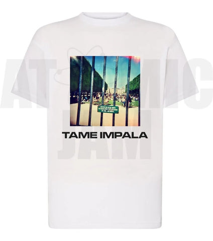 Playera Diseño Tame Impala Lonerism Album - Atomic Jam