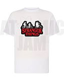 Playera Diseño Stranger Things Logo - Atomic Jam