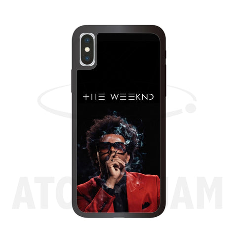 Case Iphone Diseño The Weeknd After Hours - Atomic Jam